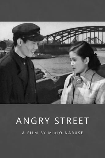 Poster of The Angry Street