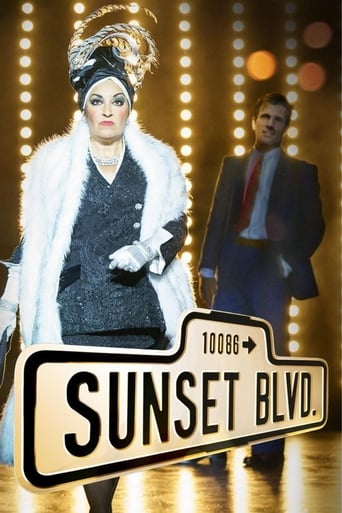 Poster of Sunset Boulevard in Concert