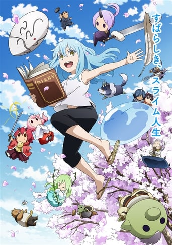 Poster of The Slime Diaries: That Time I Got Reincarnated as a Slime