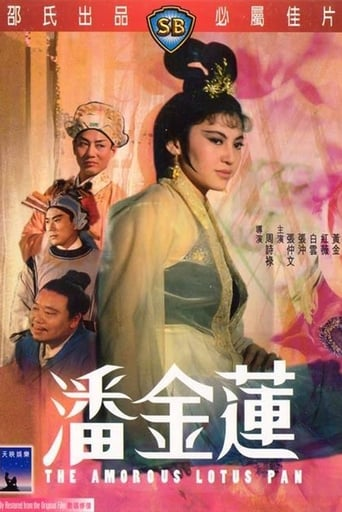 Poster of The Amorous Lotus Pan