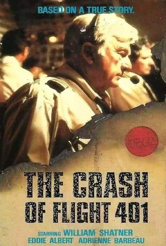 Poster of The Crash of Flight 401