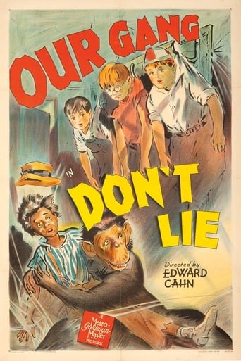 Poster of Don't Lie