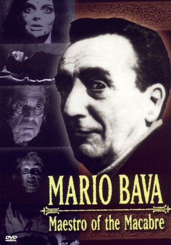 Poster of Mario Bava: Maestro of the Macabre