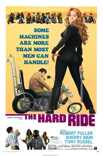 Poster of The Hard Ride