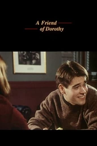 Poster of A Friend of Dorothy