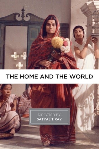 Poster of The Home and the World