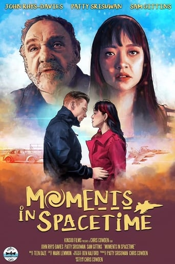Poster of Moments in Spacetime
