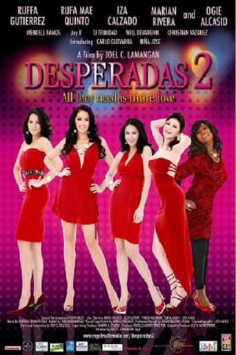 Poster of Desperadas 2