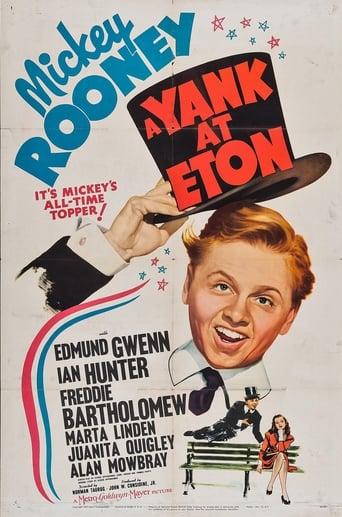 Poster of A Yank at Eton