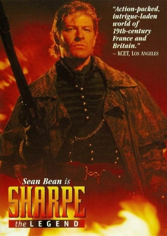 Poster of Sharpe: The Legend