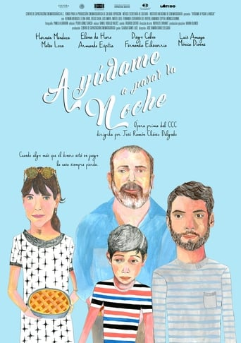 Poster of Ayúdame a pasar la noche