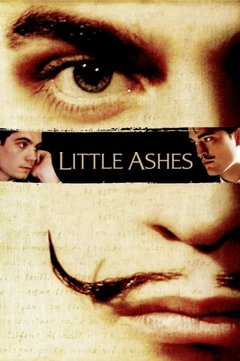Poster of Little Ashes
