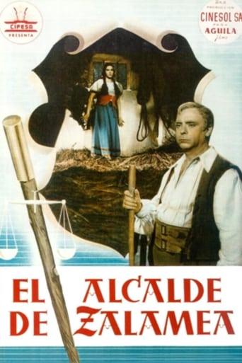 Poster of El alcalde de Zalamea