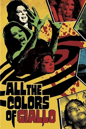 Poster of All the Colors of Giallo