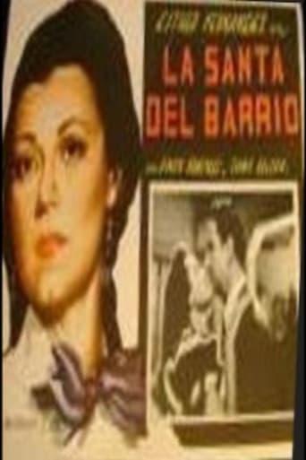 Poster of La santa del barrio