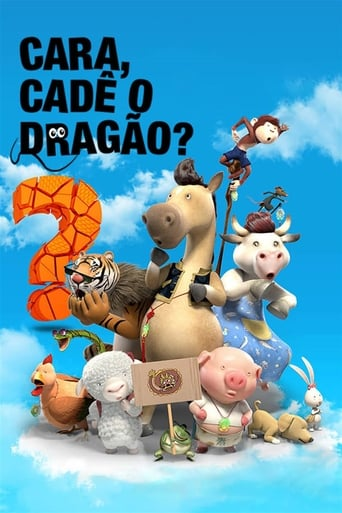 Poster of Where's the Dragon?