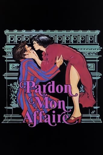 Poster of Pardon Mon Affaire