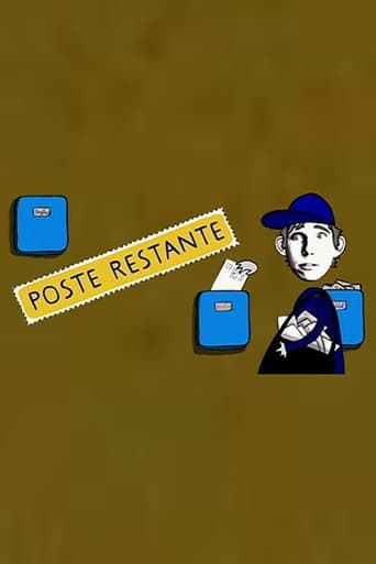 Poster of Poste restante