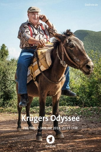 Poster of Krügers Odyssee