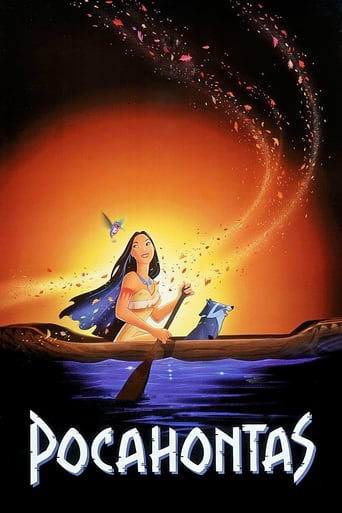 Poster of Pocahontas