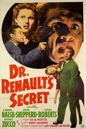 Poster of Dr. Renault's Secret