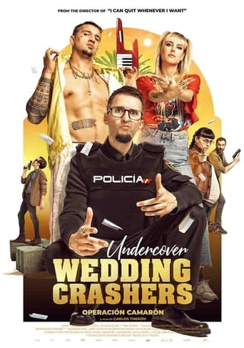 Poster of Undercover Wedding Crashers