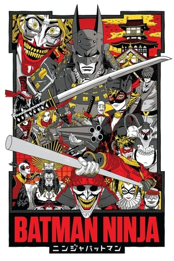 Nindzė Betmenas  / Batman Ninja (2018)