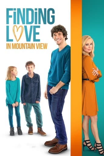Poster of Finding Love in Mountain View