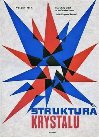 Struktura krysztalu Poster