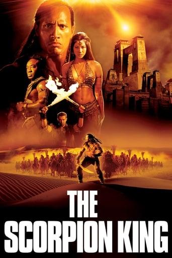 Filmplakat von The Scorpion King