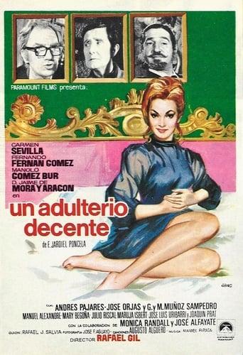 Poster of Un adulterio decente