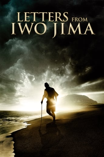 Poster of Letters from Iwo Jima