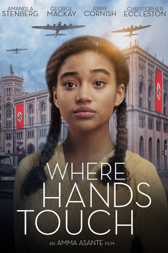 Poster of Where Hands Touch