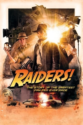 Poster of Raiders!: The Story of the Greatest Fan Film Ever Made