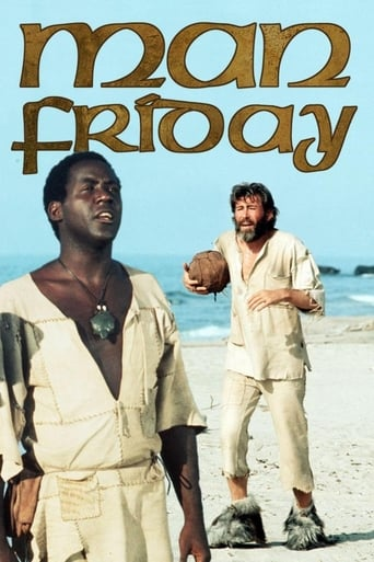 Poster of Man Friday