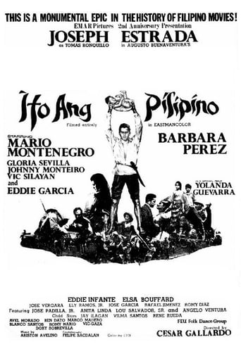 Poster of This Is a Filipino