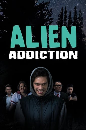 Poster of Alien Addiction