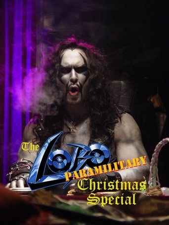 Poster of The Lobo Paramilitary Christmas Special