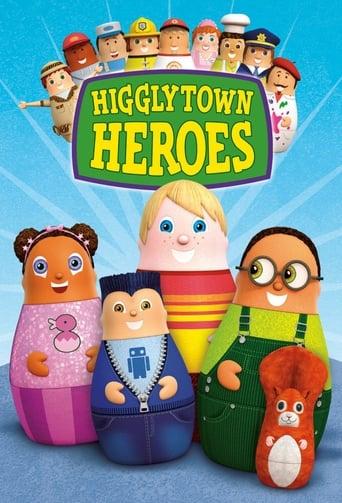 Poster of Higglytown Heroes