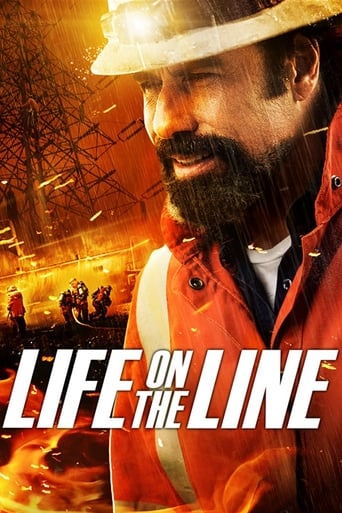 Poster of Life on the Line