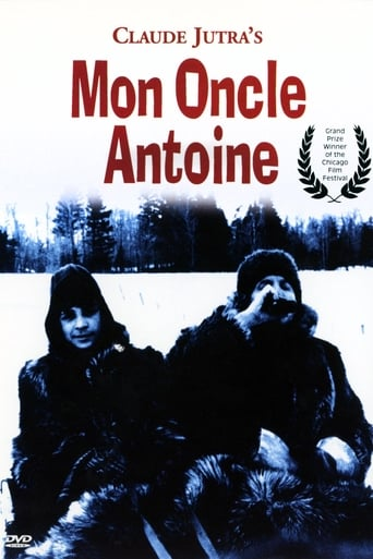 Poster of Mon oncle Antoine