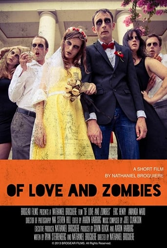 Poster of Of Love and Zombies