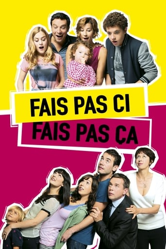 Poster of Fais pas ci, fais pas ça