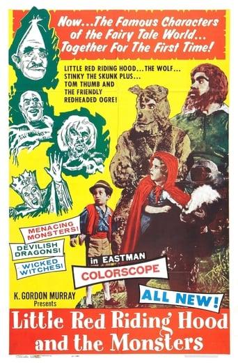 Poster of Caperucita y Pulgarcito contra los monstruos