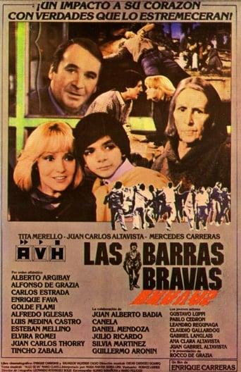 Poster of Las barras bravas
