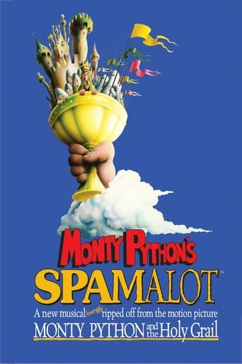 Poster of Spamalot