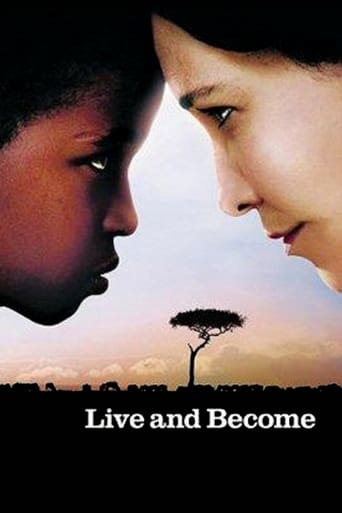 Poster of Live and Become