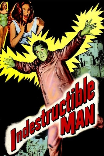 Poster of Indestructible Man