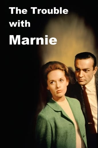 Poster of The Trouble with Marnie