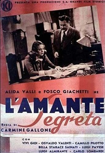 Poster of L'amante segreta